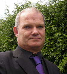 Paul Foxley Event Manager